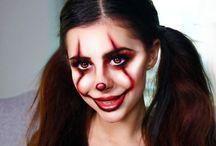 DIY Makeup Halloween
