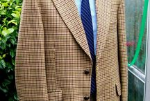Everything Looks Best In Tweed / Any Thing To Do With Tweed Cloth (British Made Only)
