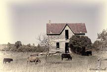 Barns, Farms and Houses