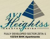 AVJ Heightss Greater Noida / AVJ Group has launched a Residential project in in Zeta 1 starts, Greater Noida - AVJ Heightss Gr. NOIDA