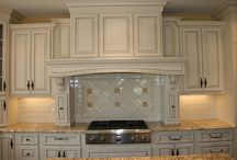 kitchen tile / by Sandy Huot