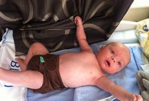 Cloth bums / My love of cloth nappies