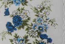 Vintage Handkerchiefs / by Peggy Watson