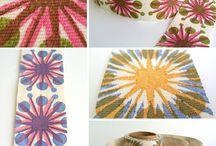 textiles!