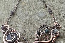 Wire Wrapped Jewelry DIY