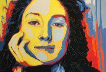 Art quilts / by Cristina Bono