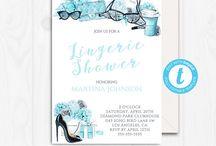 Lingerie Bridal Shower