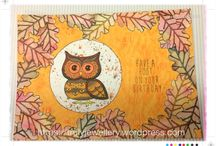 Hobby Art Stamps / Projects made using Hobby Art Stamps http://www.hobbyartstamps.com