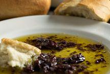 olive yumminess / olive oil ideas