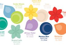 Pantone Color Report - Spring 2013 / by Mayesh Wholesale Florist