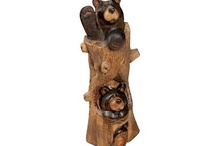 woodcarving / by Elaine Burnette