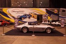 Mongoose Motorsports At Car Shows