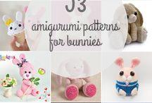Amigurumi pattern