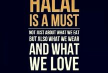 Islamic Inspirations / Inspiring me to be a better Muslim