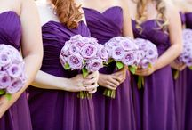 Sami's One Day / Purple and Grey fantasy Wedding :) / by Stephanie Holland