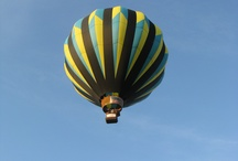 Up, Up, And Away! / Hot air ballooning is exhilarating !