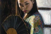 Fabian Perez Art