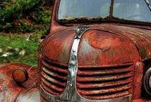 Caminhões Velhos