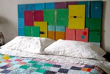 Bed Headboard Ideas / by Holly Stein Kluver