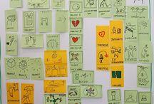 GraphicFacilitation / Icons | templates | tips&tricks | Inspiration