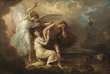 Galeria Wygnanie Adama i Ewy z raju / Galeria malarstwa przestawiająca najpiękniejsze i/lub najciekawsze obrazy Wygnanie Adama i Ewy z Raju.