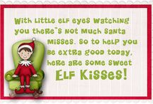 Elf on the Shelf (Elfie the Elf)