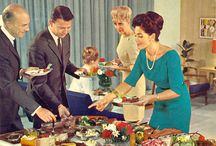 I want to host a vintage dinner party!