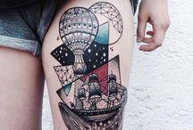 Tatouages Voyages