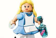 LEGO X Disney Minifigures 2016