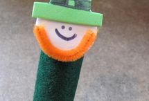 St. Patrick's Day / by Jill Mills {Kitchen Fun With My 3 Sons}