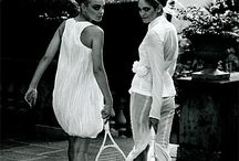 Wimbledon Fashion! can't love without Tennis!!
