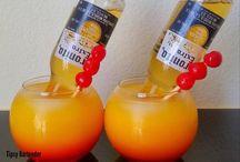 Drinks for bar