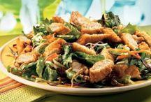 Salad night!!