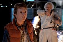 """Back to the Future / Great Scott! It's hard to believe that October 2015 is actually here.  Way back in 1989 Marty McFly found himself in Hill Valley on the 21st of October 2015. Cars were airborne, coin-sized pizzas were quickly """"hydrated"""" to feed the family, hover boards and self-lacing kicks were the must-have youth accessories, and Max Spielberg's Jaws 19 (""""This time it's really really personal!"""") was playing at the local Holomax Theatre."""
