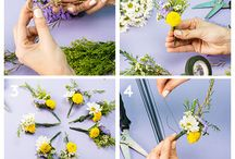 Hair Adornments - Flowers