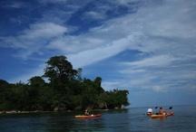 Kayaking Panama / Information regarding kayaking and stand up paddle-boarding in Panama.
