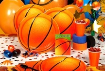 Basketball Birthday Party / by Linda Roth