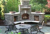 Outdoor Area / Kitchen