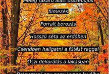 Creative fall / Fall, ősz, decor, creativ, play, fun, kids, games, leaves, halloween, ghost, jar, creative