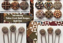 Yellow Creek Quilt Designs / Yellow Creek Quilt Designs