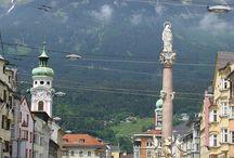 Austria I love  Innsbruck