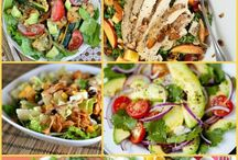 Healthy Eating / Top 20 Salad Recipes