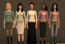 TS2 - Clothes - FA - Tops