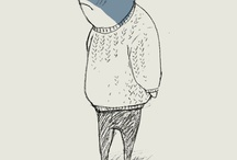 illustrations / by ruzaza