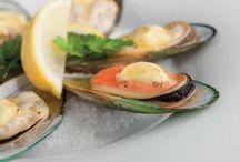 Seafood recipes / New Zealand Seafood