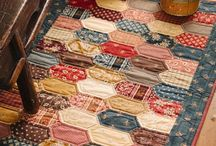 Quilted Rugs