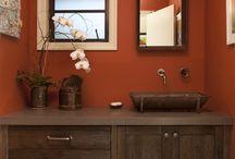 Bathroom / by Amber Therrien
