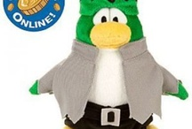 Disney Club Penguin / Pictures of some of the Disney Club Penguin Plush figures now available from our website http://www.silverbacksmonkeyhouse.co.uk