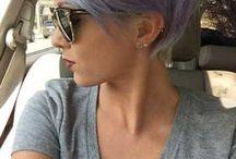 Haarfarbe