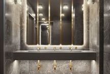 Hotel bathrooms / Stunning images of luxury contemporary, traditional and highly unusual bathrooms in hotels that we love!